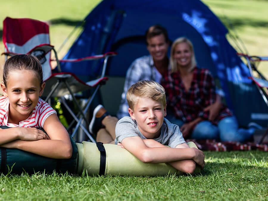 Elige el Campamento de Verano Adecuado