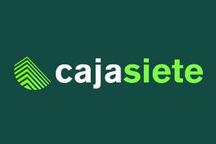 Logo de la entidad Cajasiete, Caja Rural, S.C.C.